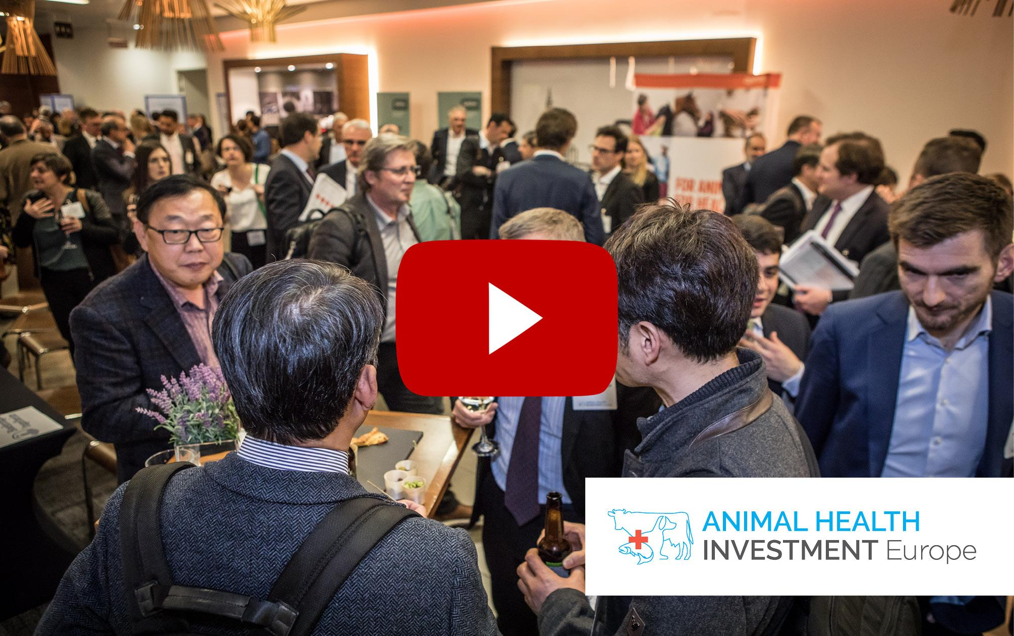 Animal Health Investment Europe, highlights video 2019