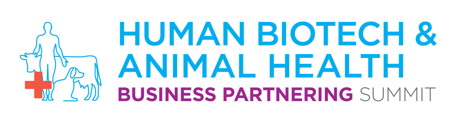 Human Biotech & Animal Health Business Partnering, logo