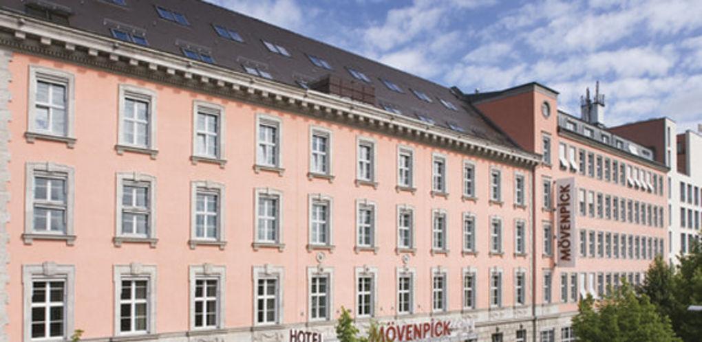Movenpick Berlin, the venue for CAR-T Congress